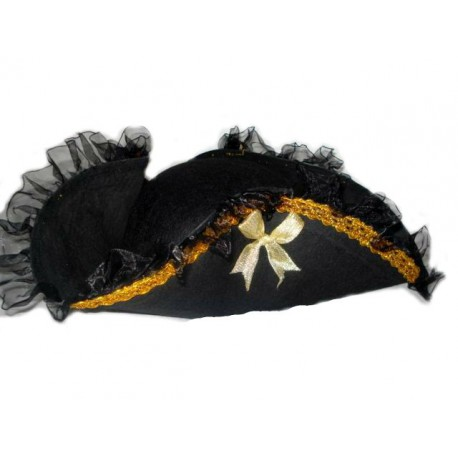 "Шляпа пирата ""треуголка"""