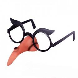 Очки-маска с носом для ведьмы