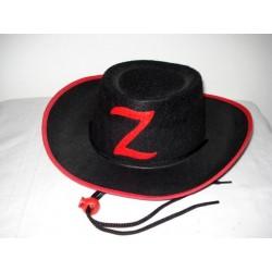 "Карнавальная шляпа ""Зорро"""