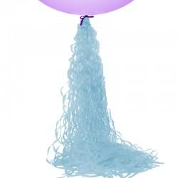 """Подвеска для шара """"Спираль"""" 1м (голубая)"""