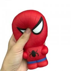 """СКВИШ """"Человек паук"""" красный"""