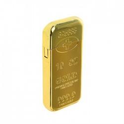 "Зажигалка б/газа ""Слиток золота"""