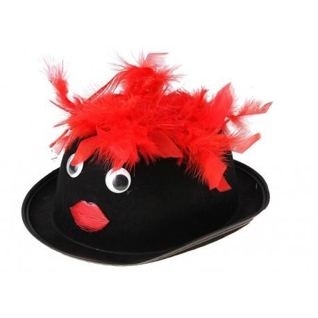 """Карнавальная шляпа """"Гламурчик"""""""