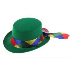 """Карнавальная шляпка """"С ленточкой"""""""