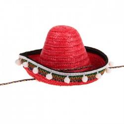 """Карнавальная шляпа """"Сомбреро"""" детская"""
