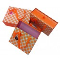 "Набор коробок 3 в 1 ""Оранжевая сумочка"""