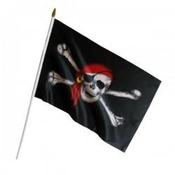 Флажок пирата малый