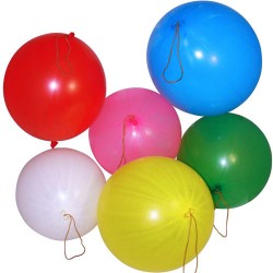 Геливый шар панч-бол б/рис.