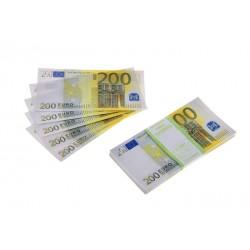 """Пачка денег """"200 евро"""""""