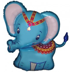 Фигура слоненок в ас-те 36/86см