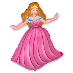 Фигура принцесса 99/69см