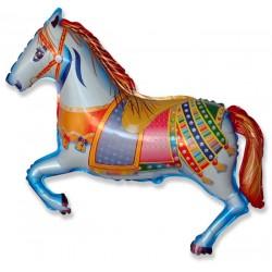 Фигура нарядная лошадка 74/107см