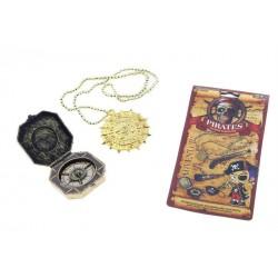 Набор пирата с компасом