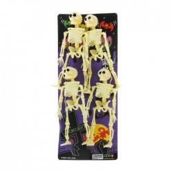 Подвеска скелет (набор 4 шт.)