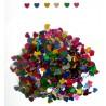 """Конфетти """"Сердца"""" разноцветные 14гр"""