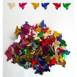 "Конфетти ""Голуби"" разноцветные 14гр"
