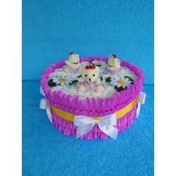 Торт из памперсов (ПМ-001690)