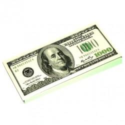 Салфетки 100$ (10шт)