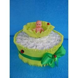 Торт из памперсов (ПМ-001883)