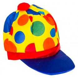 """Карнавальная кепка """"Цветные круги"""""""