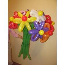 Букет ШДМ 5 больших цветов