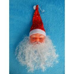Подвеска на присоске Дед Мороз