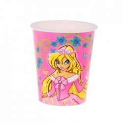 "Набор стаканов ""Принцесса"" 225мл 6шт."