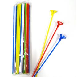 Палочки для шаров ассорти