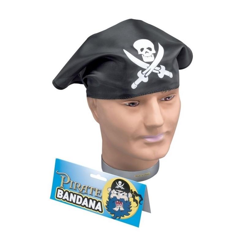 Бандана пирата своими руками 93