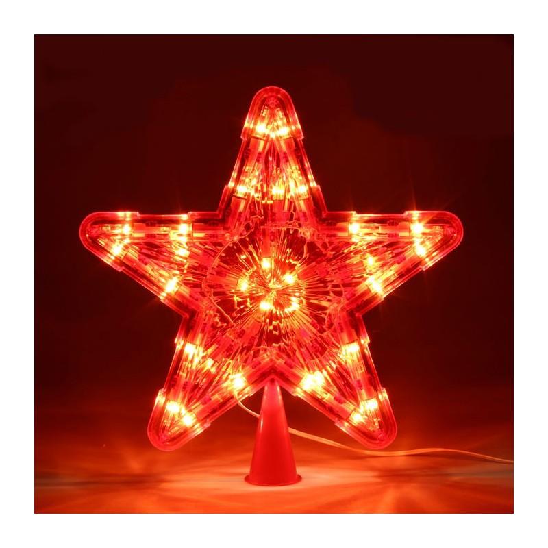Украшение звезда на елку