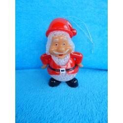 Фигурка Дед Морозик световой 12см