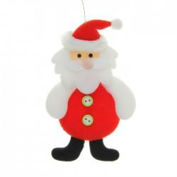 """Мягкая подвеска """"Дед Морозик"""""""