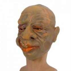 """Латексная маска """"Пьяница"""""""