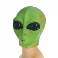 """Латексная маска """"Инопланетяннин"""""""