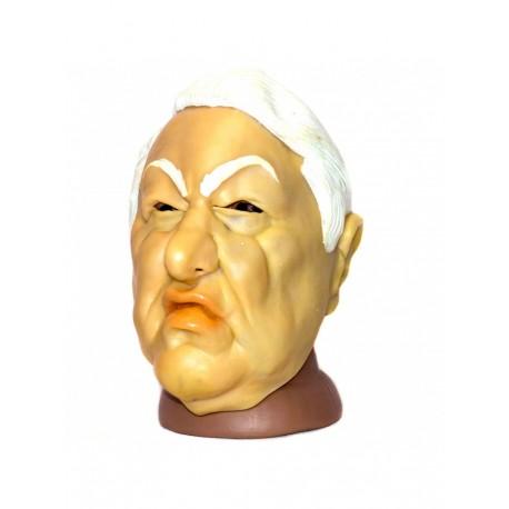 """Латексная маска """"Ельцин"""""""