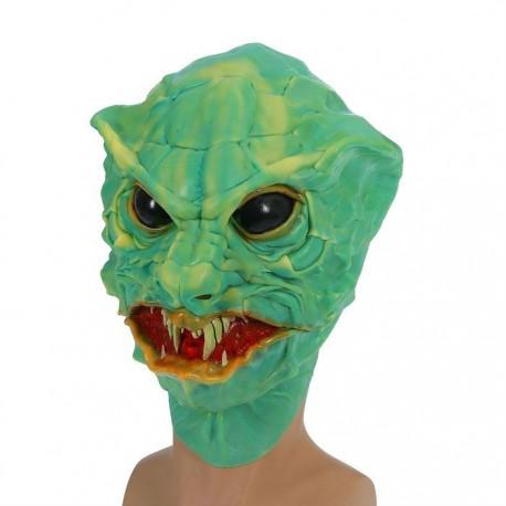 "Латексная маска ""Кобра"""