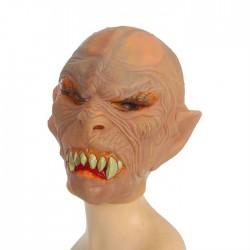 """Латексная маска """"Зубастый с бородавками"""""""