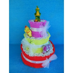 Торт из памперсов (ПМ-002631)