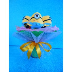 Букет из игрушек на подставке (ПМ-0026142)