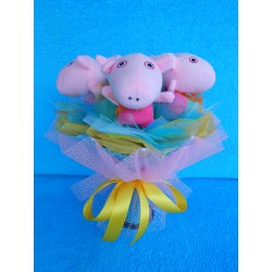Букет из игрушек на подставке (ПМ-0026145)