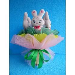 Букет из игрушек на подставке (ПМ-0026661)