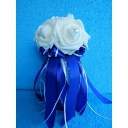 """Букет дублер """"7 роз"""" (латекс) (синий)"""