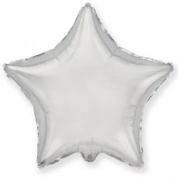 Звезда 9/23см (серебро)