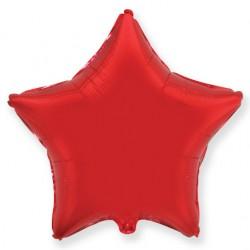 Звезда 9/23см (красная)