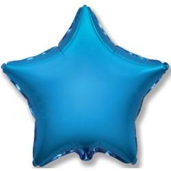 Звезда 9/23см (синяя)