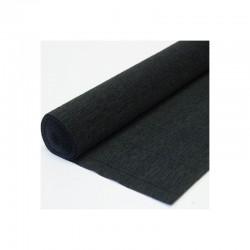 Гофра бумага в рулоне 50*2,5 (180гр) черная