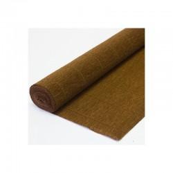 Гофра бумага в рулоне 50*2,5 (180гр) коричневая
