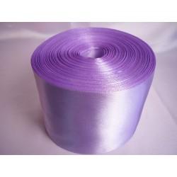 Лента 10 см атлас (1м) сиреневая