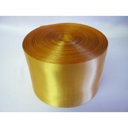 Лента 10 см атлас (1м) золото