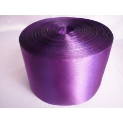 Лента 10 см атлас (1м) фиолетовая
